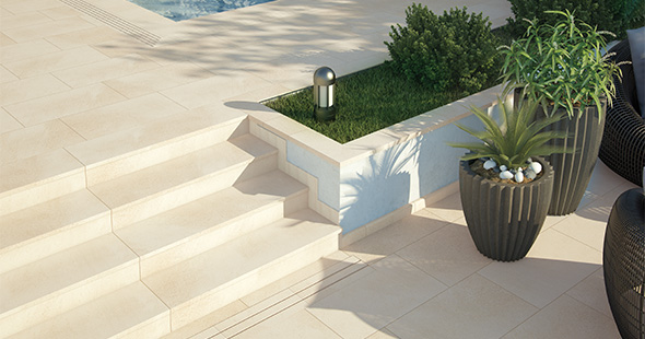 CRETA ambient pool and terrace