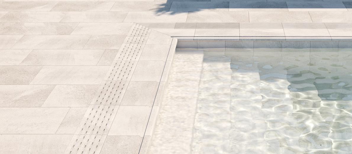 DRAIN GRATES FOR POOLS